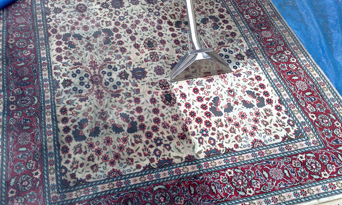 Rug Cleaning Before and After 2
